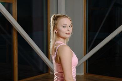 Johanna Söderhall danslärare Uppsala Danscenter